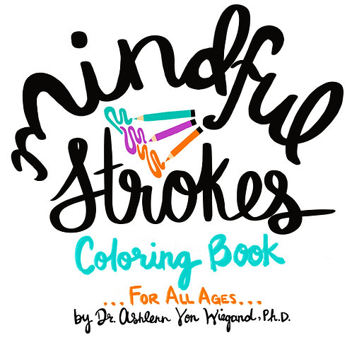 Mindful Strokes Coloring Book
