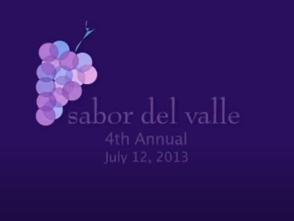 Sabor del Valle 2013