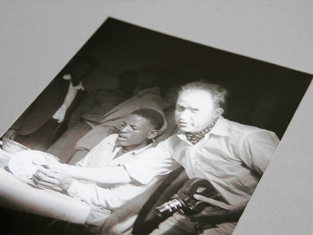 Exposition Jean Rouch