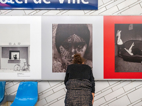 La RATP invite Noir & Blanc