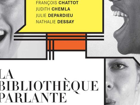 Festival La Bibliothèque parlante