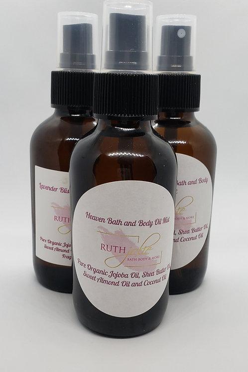 Bath and Body Oils