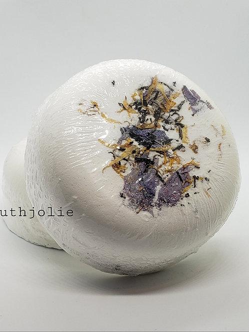 Soft  Hibiscus Bath Bomb Spa Tablet