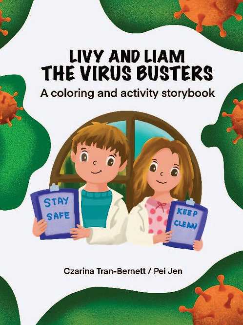 Livy and Liam the Virus Busters