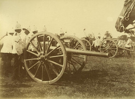 Field Artillery, Commonwealth Day celebrations 1901