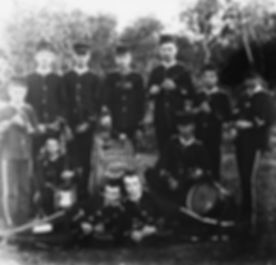 Charters Towers Cadet Band c1890-SLQ7542