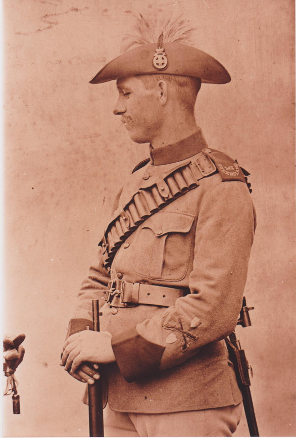 Queensland Mounted Infantryman