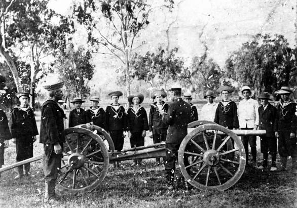 Queensland Naval Brigade