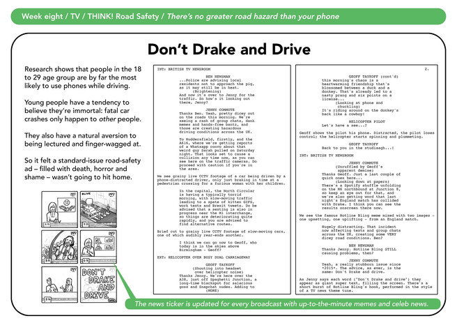 Think! Road Safety