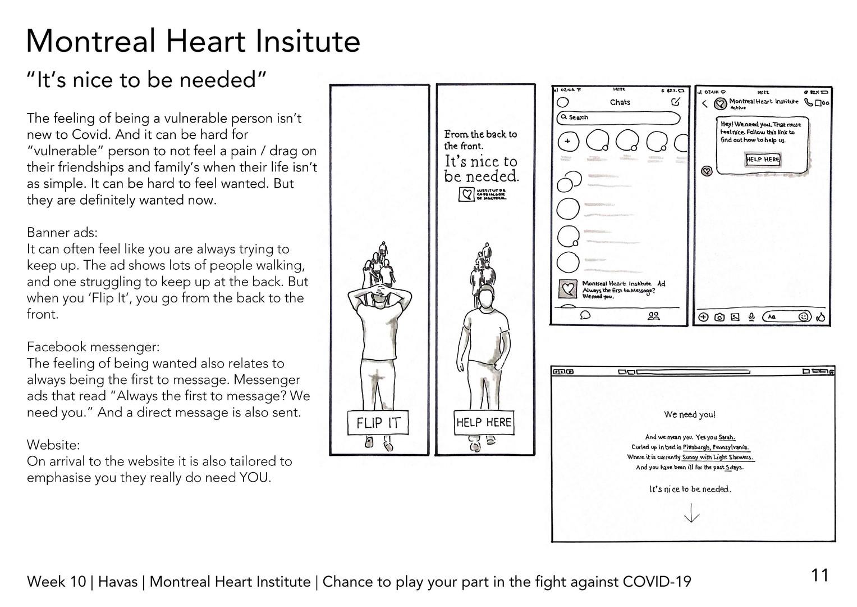 Beth Crompton - 10. Montreal Heart Insti