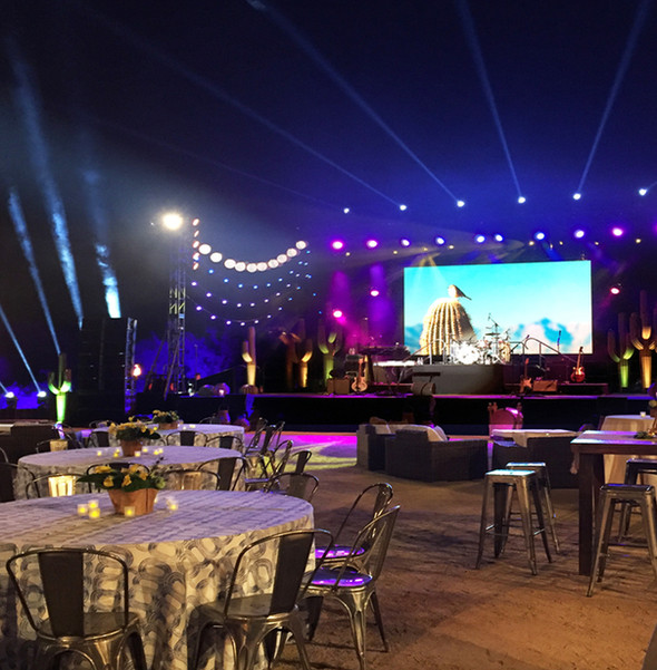 Financial Company Private Event Featuring The Beach Boys