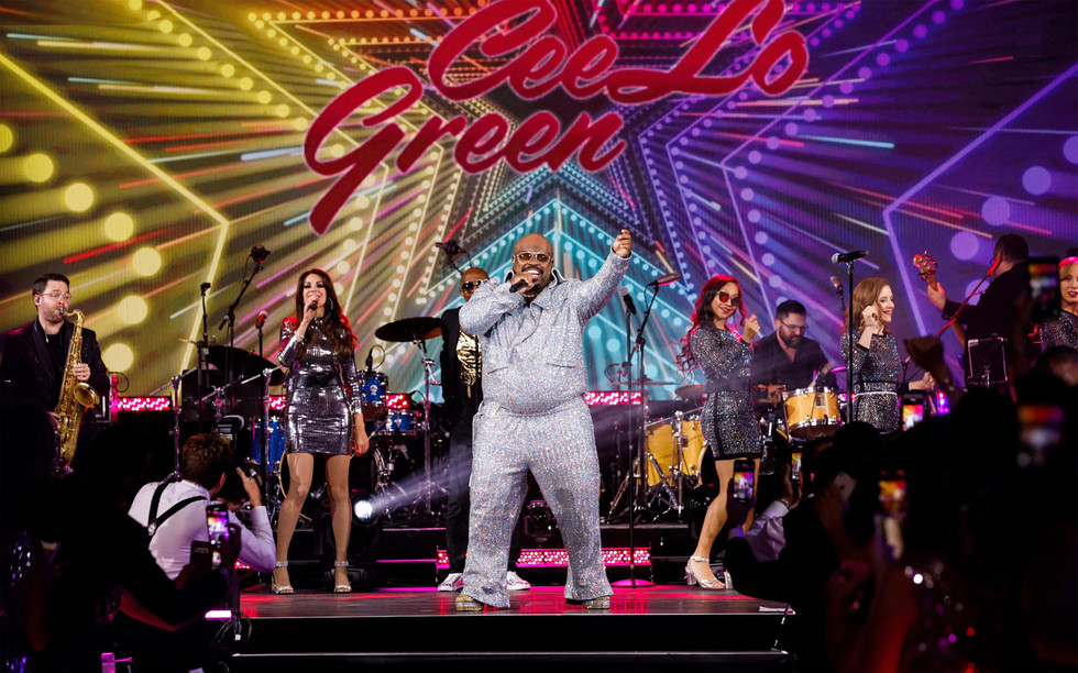 Gateway Cures Gala Featuring CeeLo Green, MRO & The Sugarhill Gang