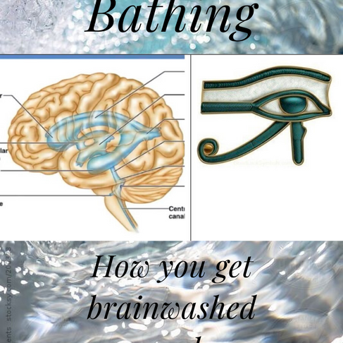 Cerebrospinal Bathing - How You Actually get Brainwashed Every 12 Hours