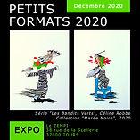 Petits Formats 2020, LE ZEMPI, Les Bandi
