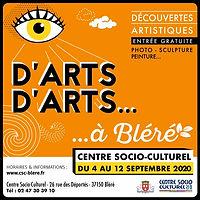 Festival, D'ARTS D'ARTS, Céline Robbe, 2