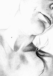 Anne Mathurin_Autoportrait_2018_Encre su