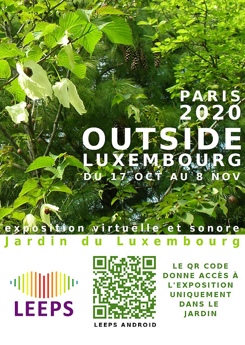 OUTSIDE LUXEMBOURG, Paris, 2020, une inn