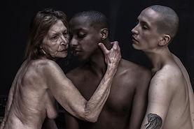 Vanda Spengler, Blocs de chair, 2018, ex