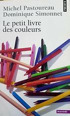 le petit livre des couleurs, Michel Past