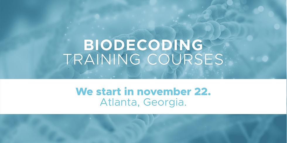 Biodecoding Training Courses