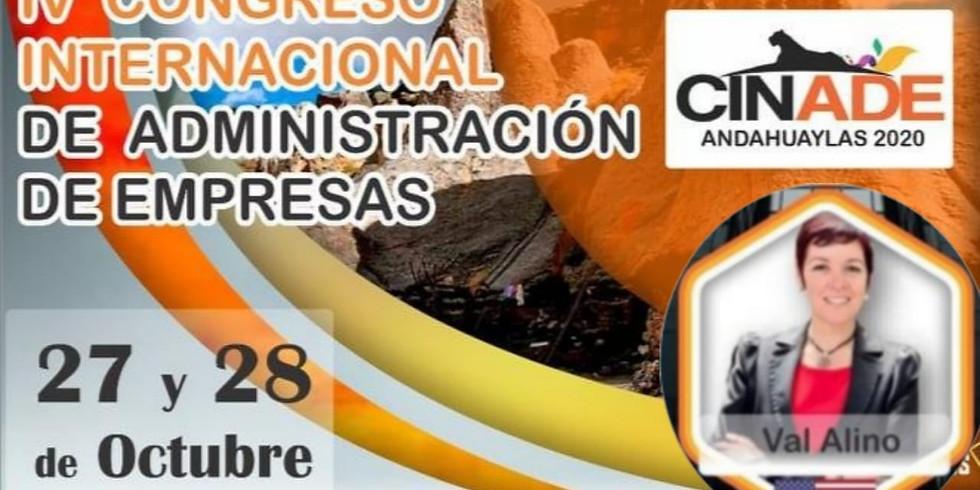IV Congreso Internacional de Administración de Empresas