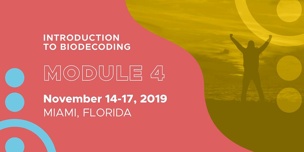 Module 4   Biodecoding Training Courses Level 1