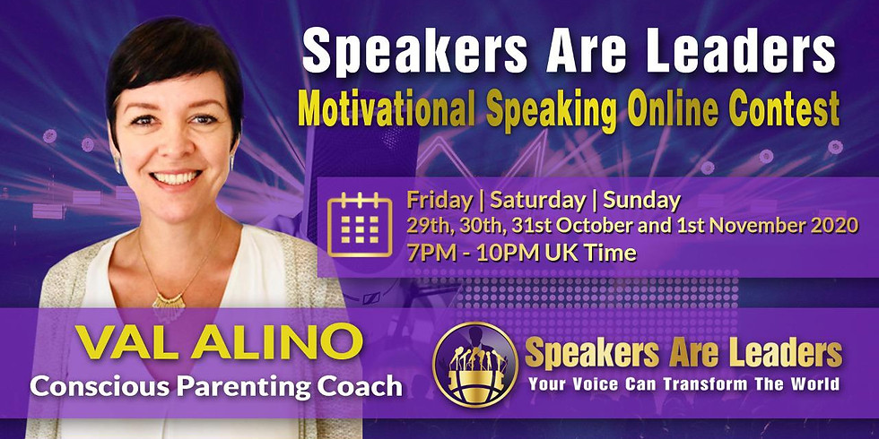 """""""Become a Prosperous Coach"""" Speakers Are Leaders"""