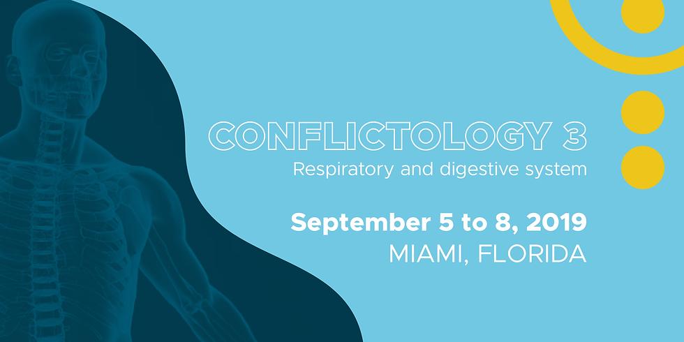 Conflictology 3   Miami Courses