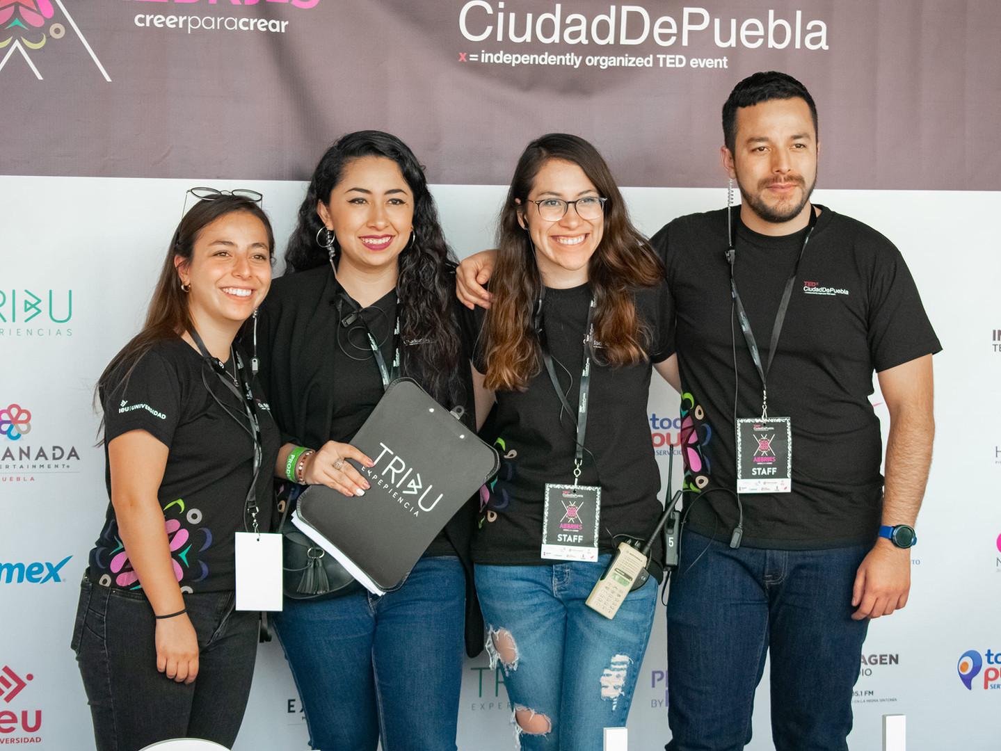 TRIBU Experiencias-TEDx-TED Talks-Puebla