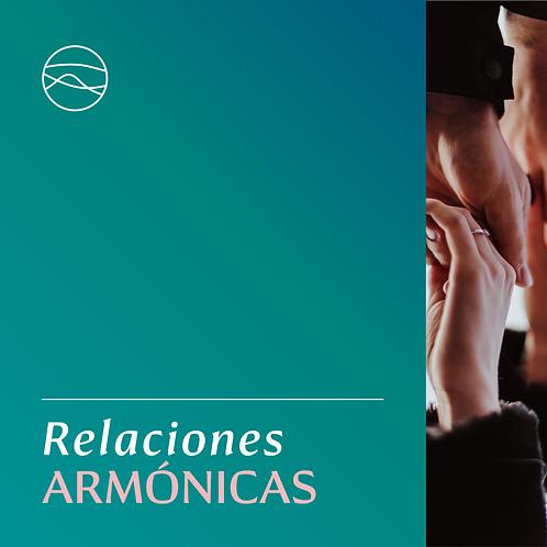 Relaciones Armónicas