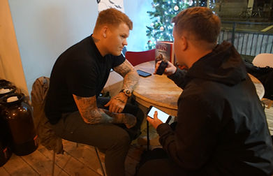 John Arne Riise journalist interview