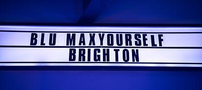 blu MAX e cigarette Max Yourself Brighton