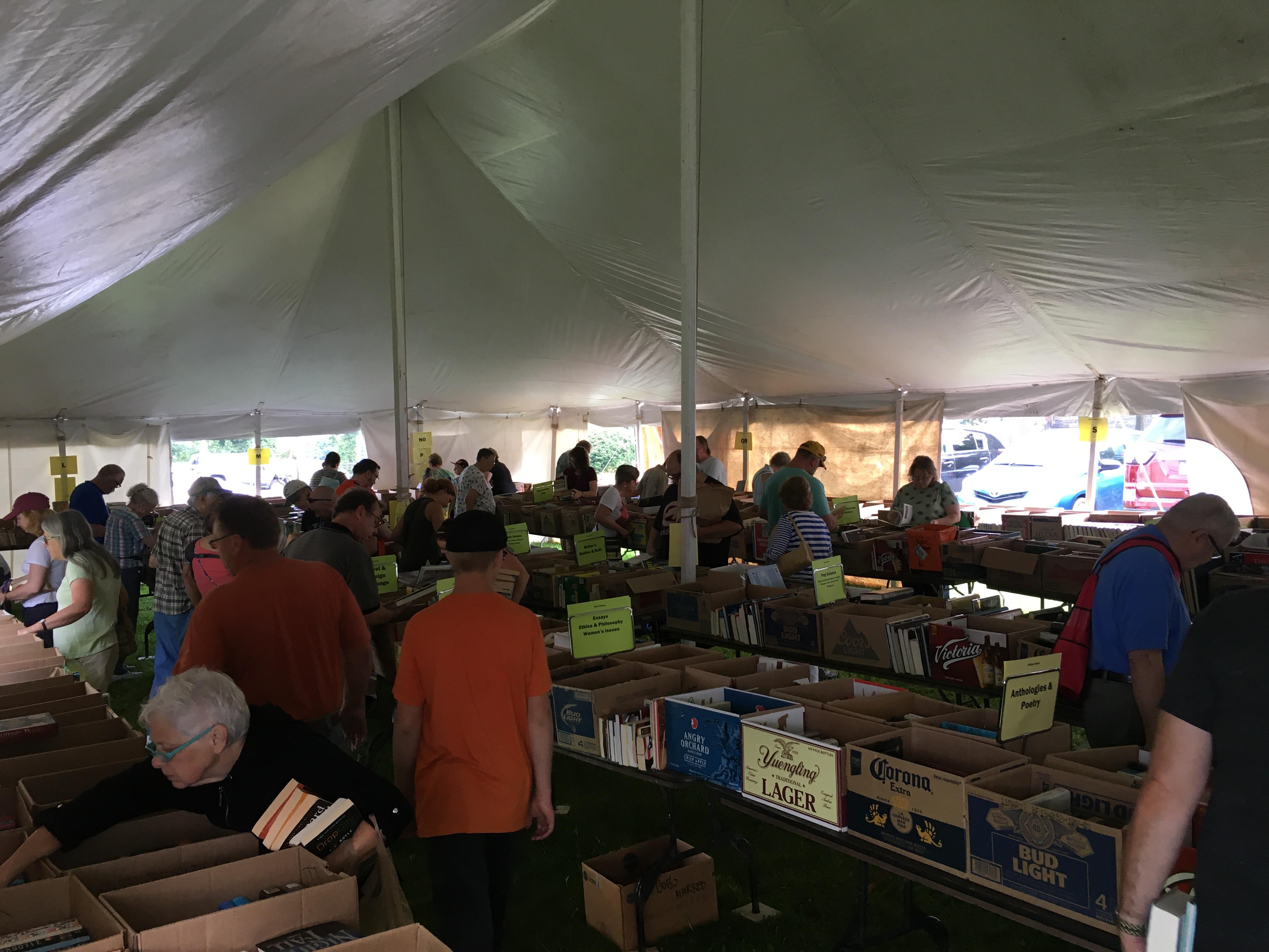 Blueberry Festival | Susquehanna County Library