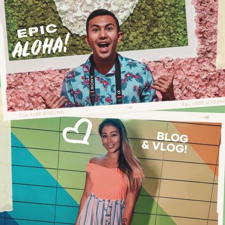 BLOG & VLOG: Aloha 'Aina at Epic Aloha