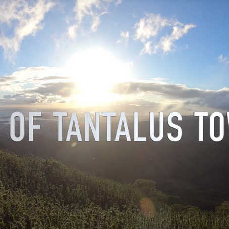 Top of Tantalus Tower