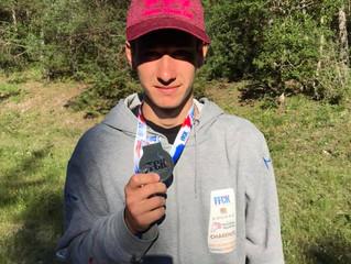 Championnat de France de canoë 2019 : Une nouvelle Médaille avec Théo SUIRE en Argent