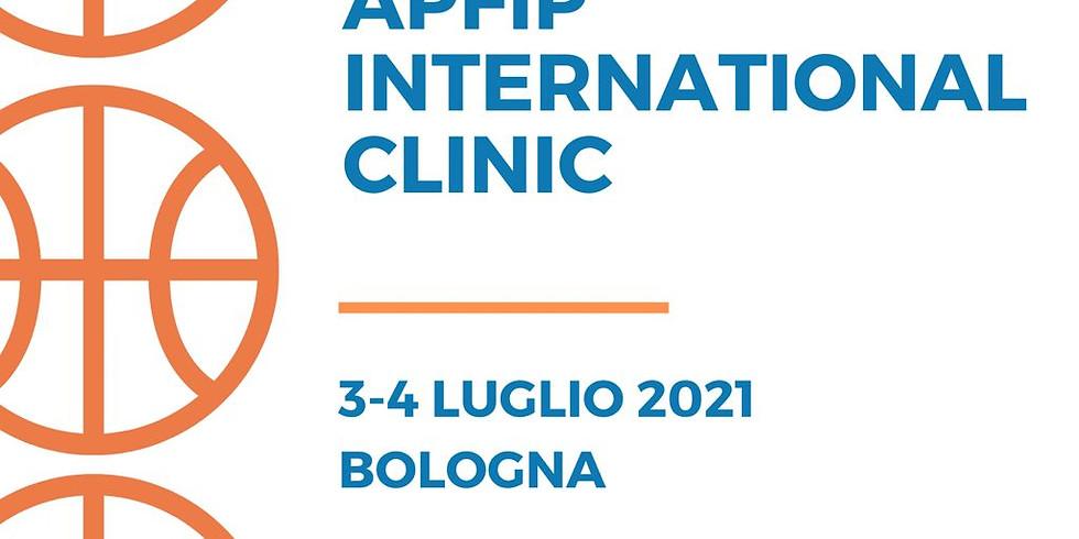 APFIP International Clinic 2021