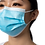 Thumbnail: Areza Three Layer Face Mask (50 per box) ASTM Level 3 Face Mask