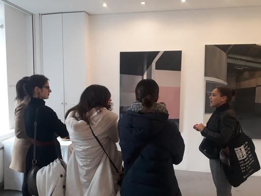 Bilal Hamdad, Four Paths, H Gallery