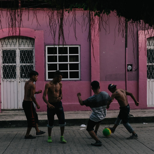 The Honduran Caravan