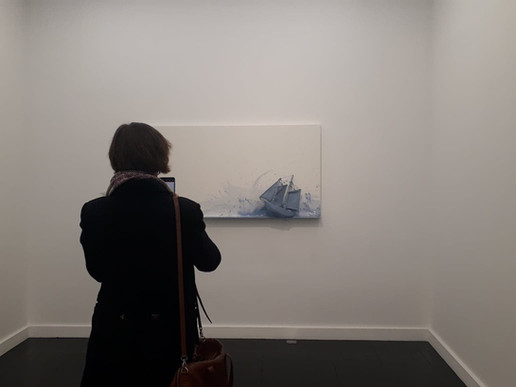 Liliana Porter, The Riddle and other circumstances, Galerie Mor Charpentier