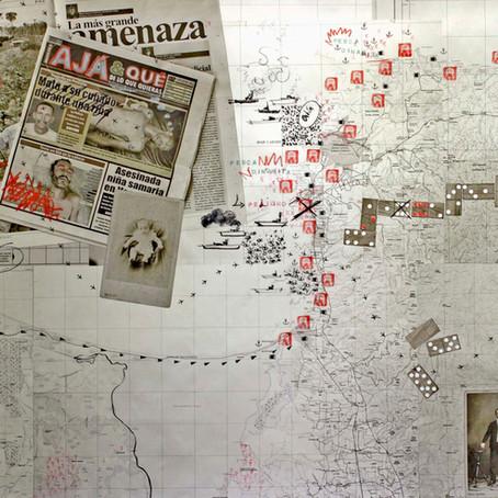 Luis Carlos Tovar : une anti-cartographie pour un atlas de l'intime