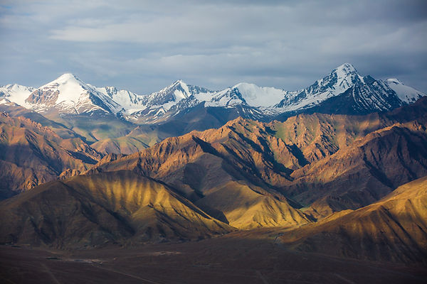Paisaje Himalaya ladakh