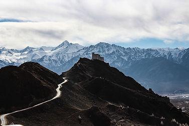 Monasterios en Ladakh Himalaya
