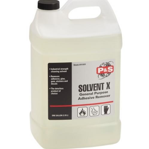 P&S Solvent X