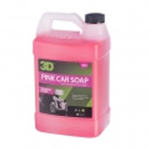 3D Pink Car Soap - 1 gal.