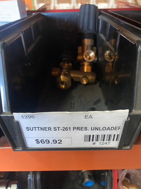 SUTTNER ST-261 PRES. UNLOADER