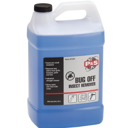 P&S Bug Off Pre-Wash Insect Remover