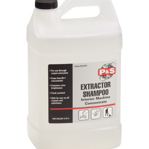 P&S Extractor Shampoo