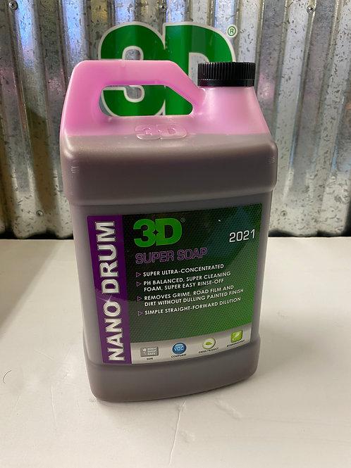 3D Super Soap